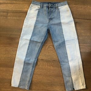 Gap Two Toned Jeans